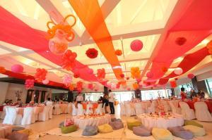 ni hao kai lan party set-up