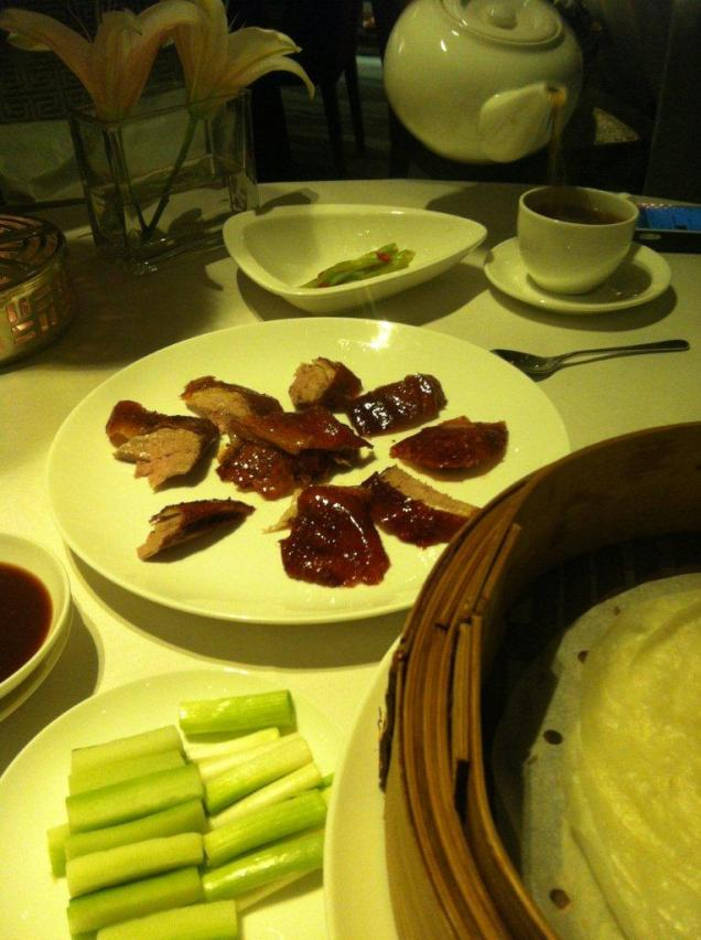 yee tung heen peking duck