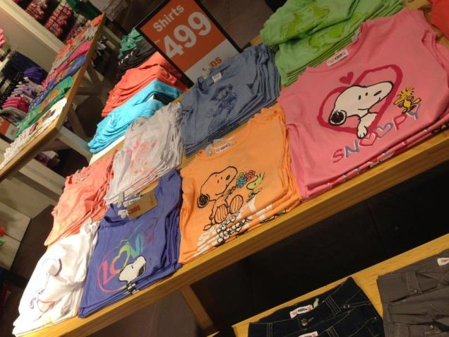 snoopy for girls