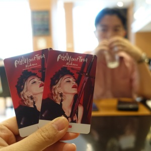 rebel heart tour, bangkok